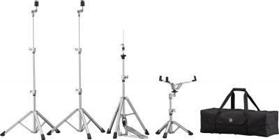 HW3Pack xlarge - Yamaha HW-3 Crosstown Aluminium Drum Hardware Set