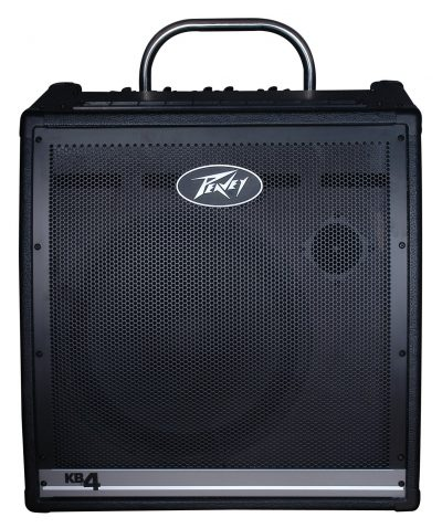 Kb Series - Peavey KB Series 4 Channel 75W 1x15 Keyboard Amplifier