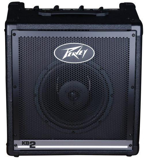 PEKB2 500x551 - Peavey KB Series 4 Channel 45W 1x10 Keyboard Amplifier