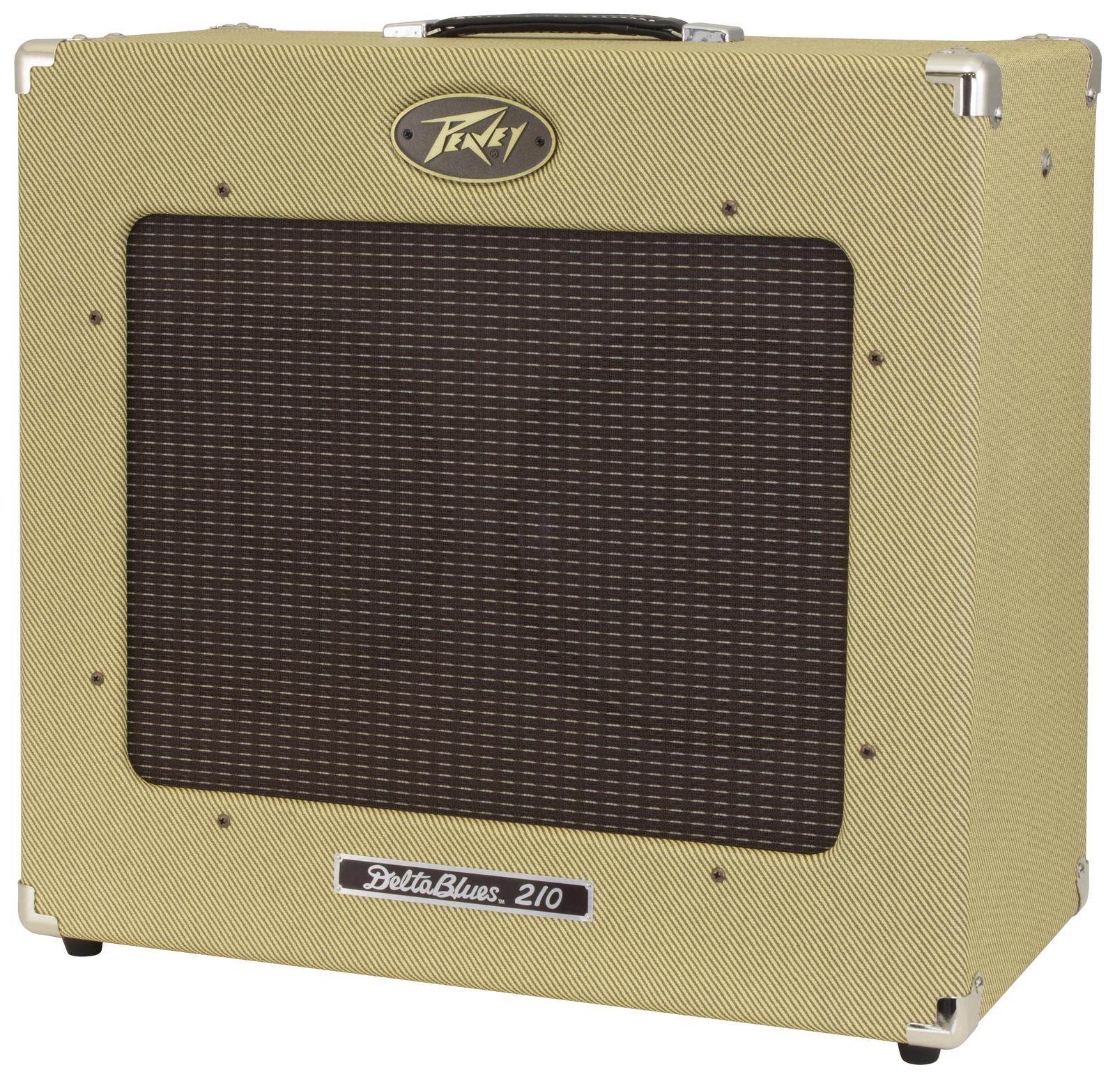 "PVDELTABLUES210 2 - Peavey Classic Series ""Delta Blues 210"" Guitar Amp Combo 30-Watt 2x10"""