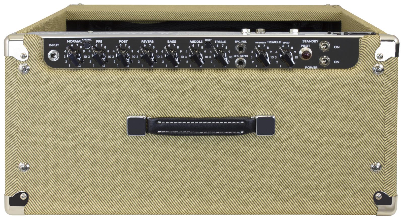 "PVDELTABLUES210 4 - Peavey Classic Series ""Delta Blues 210"" Guitar Amp Combo 30-Watt 2x10"""