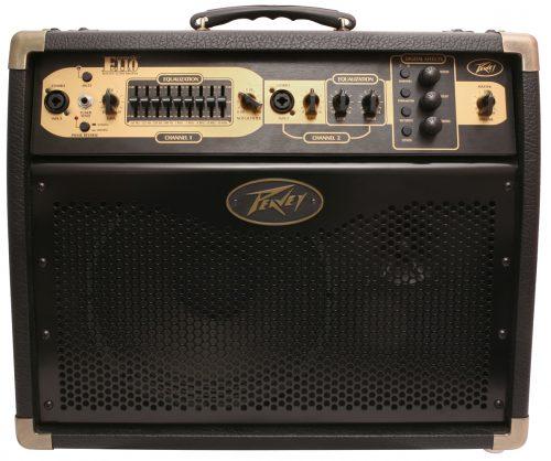 Peavey Ecoustic  500x418 - Ecoustic Series 100W 1x10 Acoustic Guitar Amplifier