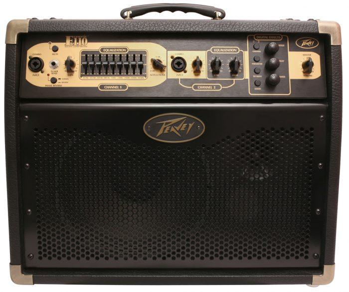 Peavey Ecoustic  700x586 - Ecoustic Series 100W 1x10 Acoustic Guitar Amplifier