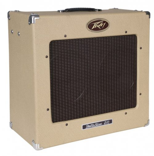 peavey delta blues 500x506 - Delta Blues 30W 2x10 Guitar Combo Amp Tweed
