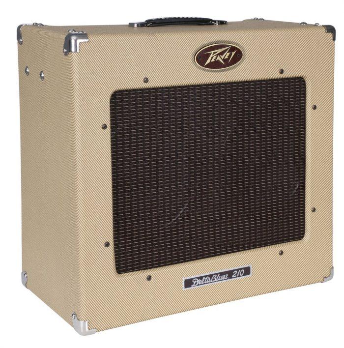 peavey delta blues 700x708 - Delta Blues 30W 2x10 Guitar Combo Amp Tweed