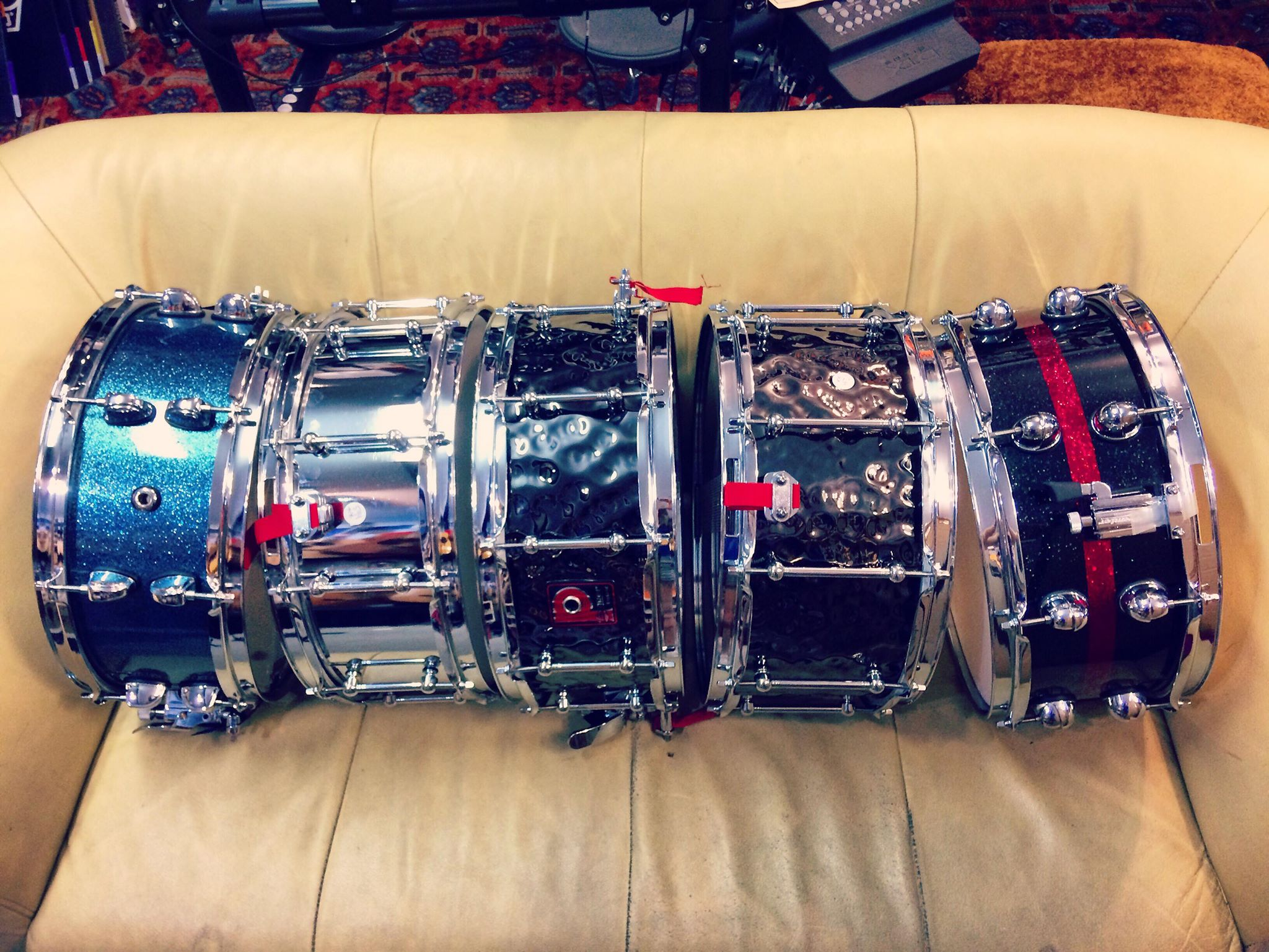 Rare Deals on Beautiful Premier Drums