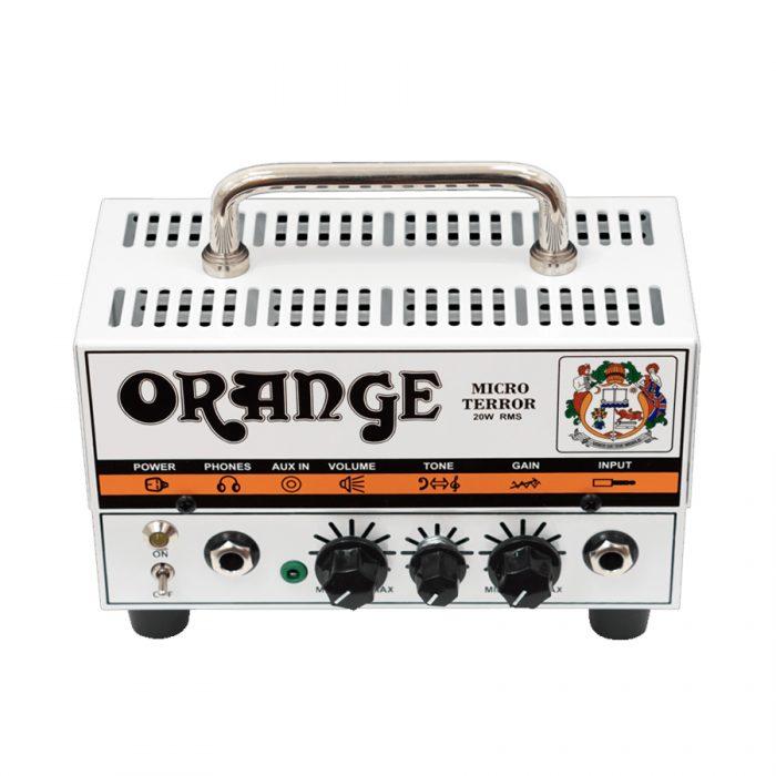 terror head  700x700 - Orange MT20 Micro Terror Head