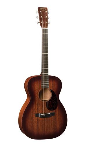00 15e retro f - Martin Retro Series 0015E Mahogany Guitar with Aura VT Electronics