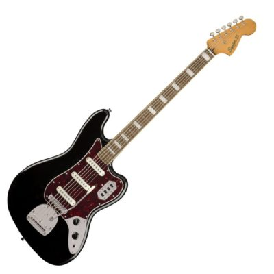 BASSVI Black 1024x1024 400x400 - Fender Squier Classic Vibes Bass VI in Black