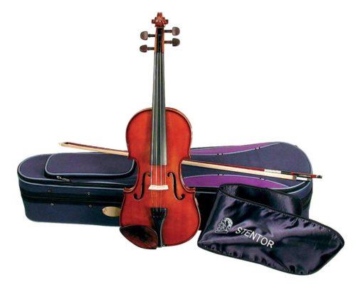 Stentor Student I 44 Size Violin 1024x818 510x407 - Stentor Student I 4/4 Size Violin Outfit - Antique Chestnut