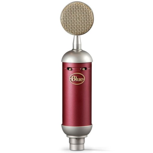 blue spark condenser solo 510x510 - Blue Studio Condenser mic with Shockmount and Storage Box
