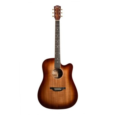 tokai terra nova k5 model dreadnought cutaway acoustic electric guitar bourbon fade natural gloss tt k5c2 ng australia 400x400 - Tokai Terra Nova K5-Series Dreadnaught Cutaway Acoustic-Electric