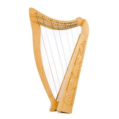 Pixie Harp | 19 String w/Bag Standing | Katoomba Music