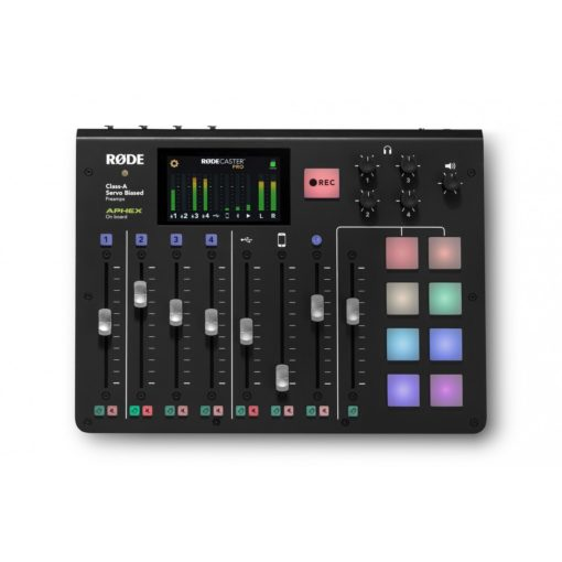rodecaster pro 510x510 - RODE Rodecaster Pro Integrated Podcast Production Console