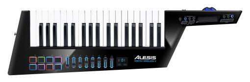 Keytar 3  510x168 - Alesis Vortex Wireless 2: USB/MIDI Keytar Controller