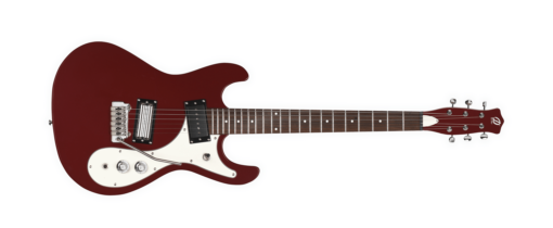 64XT Blood Red 1 510x210 - Danelectro '64XT Electric Guitar (Blood Red)