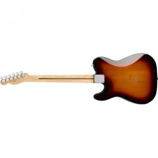 fender tele 3 colour back  510x510 - Fender Player Telecaster HH Electric Guitar PF 3-Color Sunburst