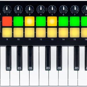 iu 10 300x300 - Novation LaunchKey Mini MIDI keyboard