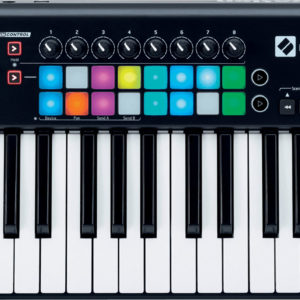 iu 13 300x300 - Novation LaunchKey 25 MIDI Controller Keyboard