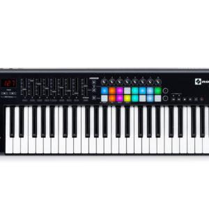 iu 15 300x300 - Novation LaunchKey 49 MIDI Controller  Keyboard