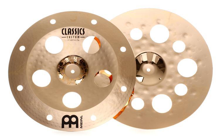 iu 7 - Meinl Cymbals Artist Concept Model - Thomas Lang Super Stack