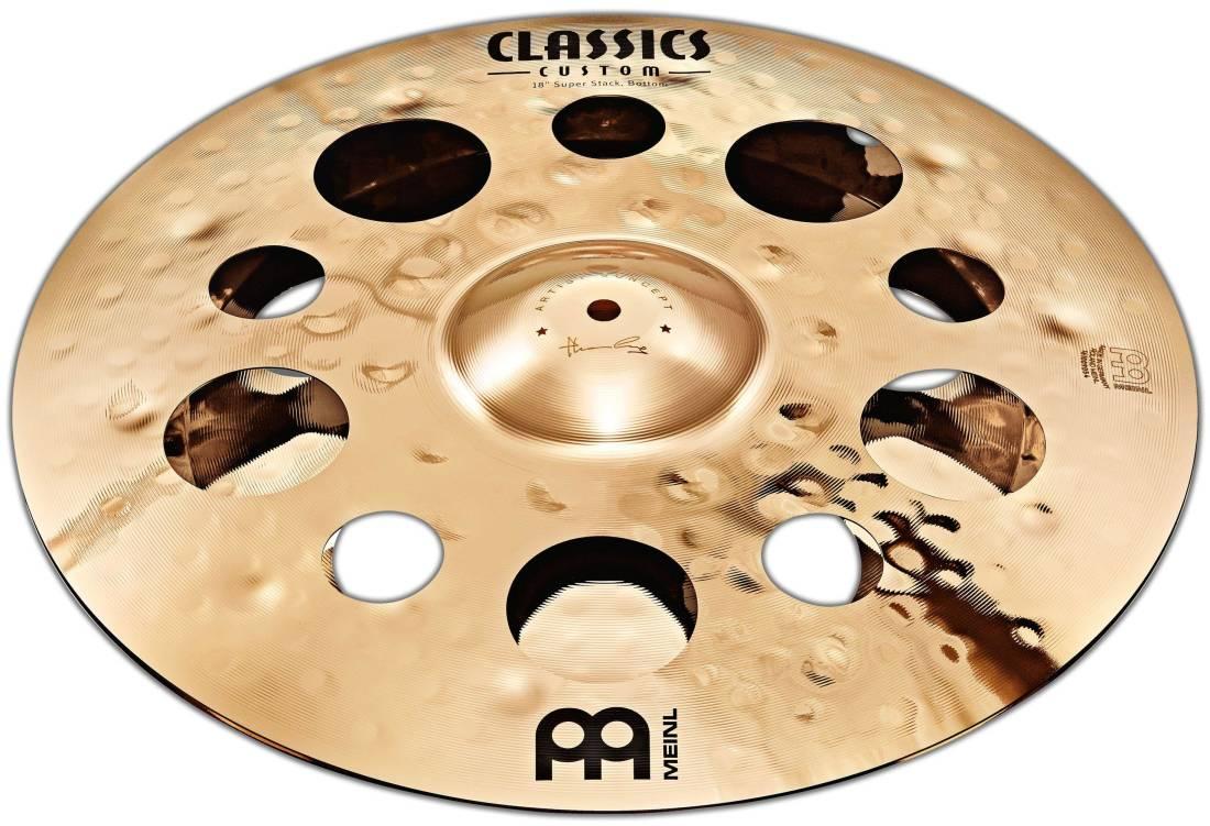 iu 8 - Meinl Cymbals Artist Concept Model - Thomas Lang Super Stack