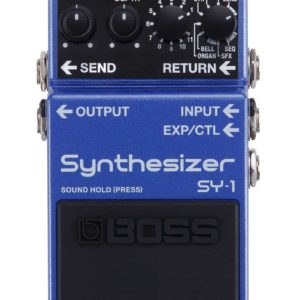 Boss SY 1 Synthesizer 300x300 - Boss SY-1 Synthesizer Effect Pedal