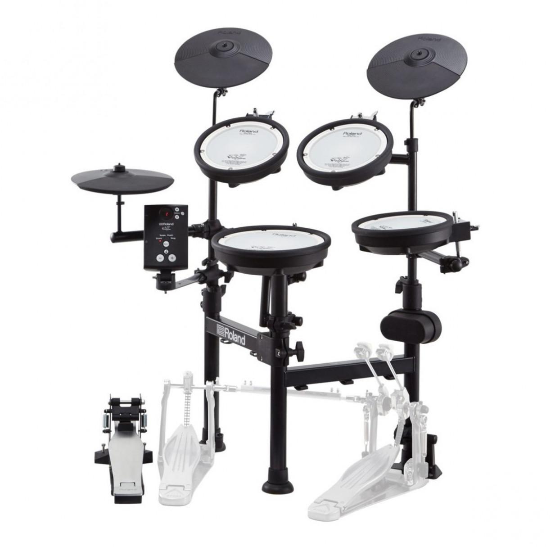 preview 4 7 - Roland TD-1KPX2 V-Drums Portable Electronic Kit (TD1KPX2)