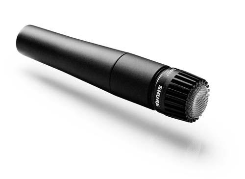 b98c7f37 23dd 4023 a641 36ccd7f9ad38 - Shure SM57 Dynamic Microphone (SM-57)