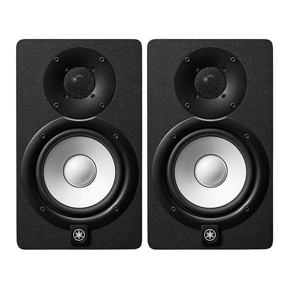 yamaha hs5 pair 1 - Yamaha HS5 studio monitors (Matched Pair)