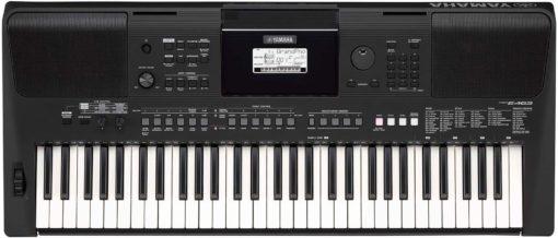 yamaha psre463 510x218 - Yamaha PSR-E463