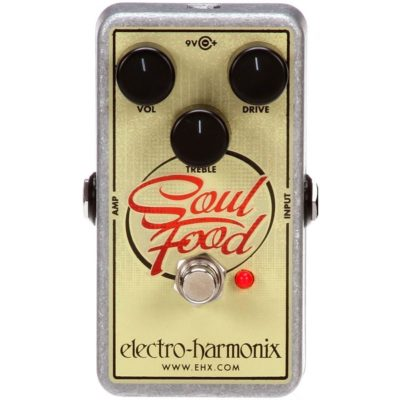 EHX SOULFOOD 400x400 - Electro Haromix - Soul Food pedal