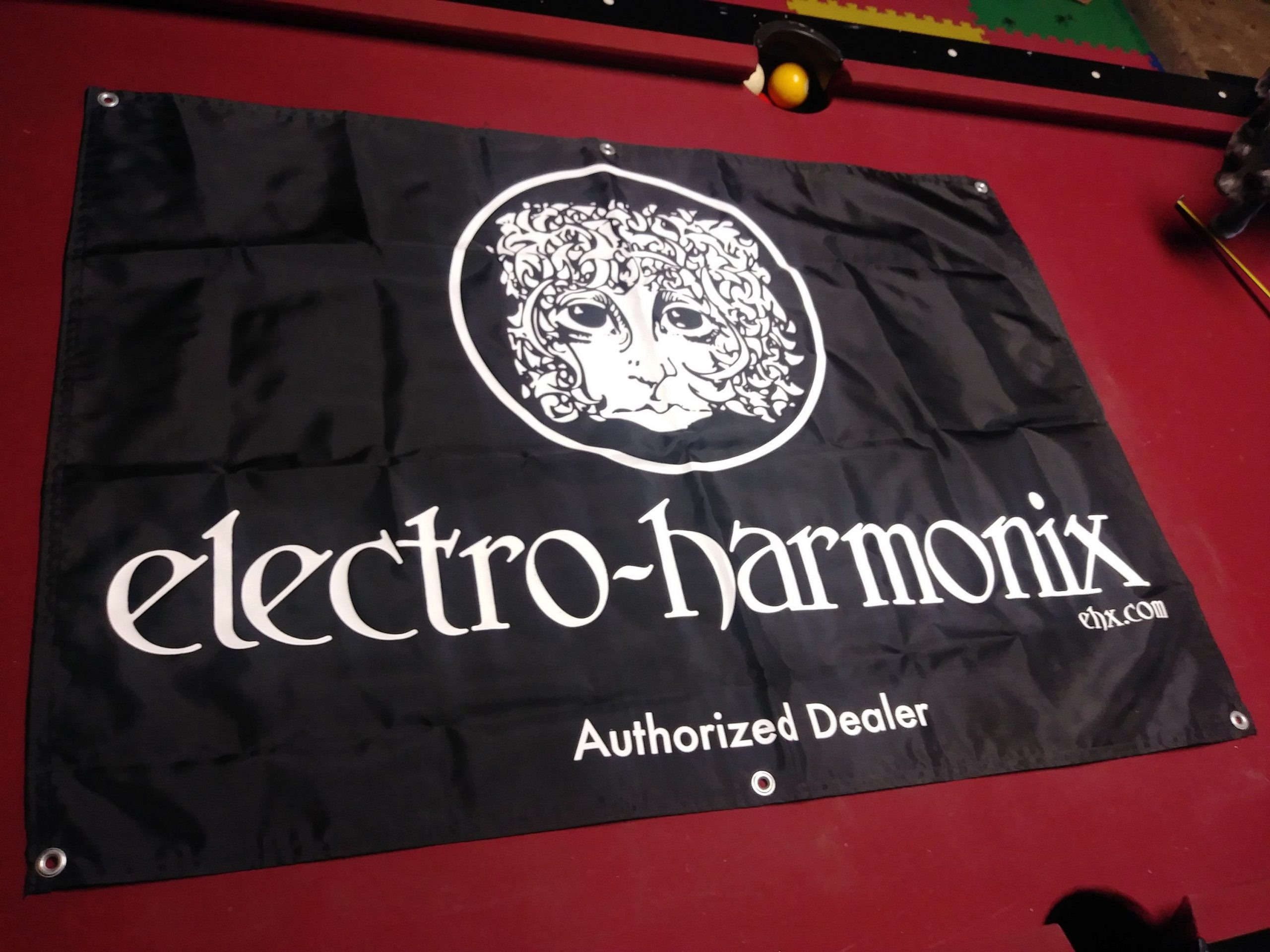 electro harmonix banner scaled - Electro Harmonix NYC Cans - Wireless Bluetooth® Headphones