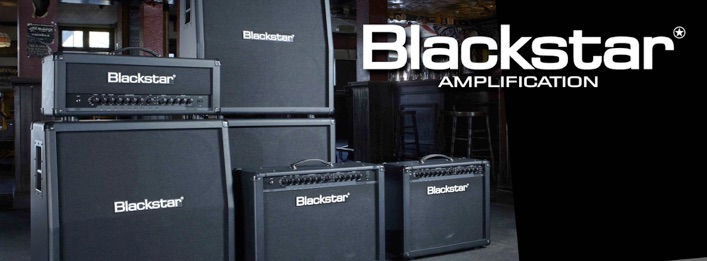 Blackstar Web Banner - Blackstar - Fly 3 3W 2 Channel Compact Mini Amp w/ FX