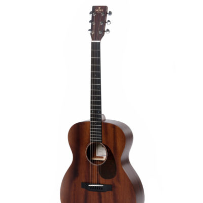 Product image of the Sigma 000 mahogany acoustic from front on