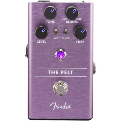 Fender The Pelt Fuzz 400x400 - Fender The Pelt Fuzz Pedal