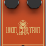 IRON CURTAIN NOISE GATE P0CQ9 Top XL 157x157 - TC Electronic Iron Curtain Noise Gate Pedal
