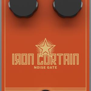 IRON CURTAIN NOISE GATE P0CQ9 Top XL 300x300 - TC Electronic Iron Curtain Noise Gate Pedal