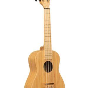 kala bamboo ukulele front