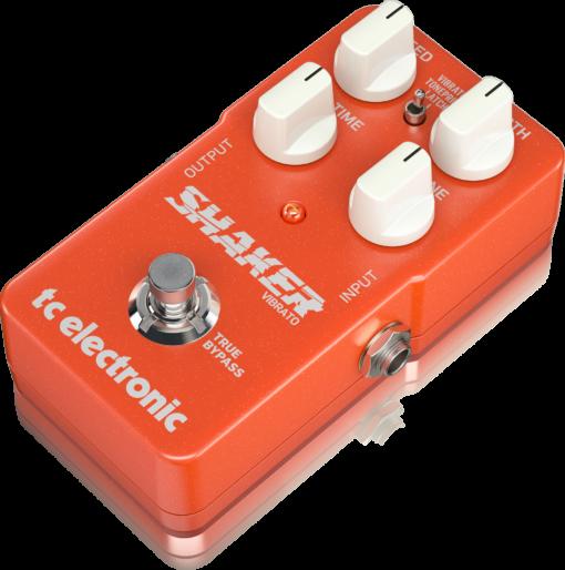 SHAKER VIBRATO P0DDM Right XL - TC Electronic Shaker Vibrato Effects Pedal