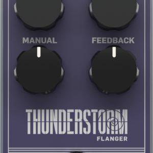 THUNDERSTORM FLANGER P0CB0 Top XL 300x300 - TC Electronic Thunderstorm Flanger Pedal