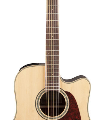 TGD71CENAT 348x400 - Takamine G70 Series Dreadnought AC/EL Guitar with Cutaway (TGD71CENAT)