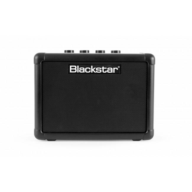 blackstar mini amp from front with name
