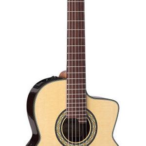 TC135SC 300x300 - Takamine - Full Size AC/EL Classical Guitar with Cutaway (TC135SC)