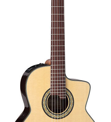 TC135SC 363x400 - Takamine - Full Size AC/EL Classical Guitar with Cutaway (TC135SC)