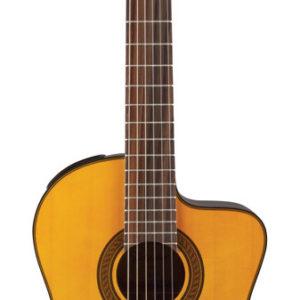 TGC5CENAT 300x300 - Takamine - GC5 Series AC/EL Classical Guitar with Cutaway (TGC5CENAT)