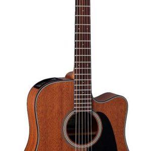 TGD11MCENS 300x300 - Takamine - G11 Series Dreadnought AC/EL Guitar with Cutaway (TGD11MCENS)