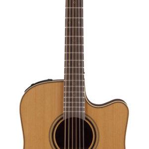 TP3DC 300x300 - Takamine - Cedar Dreadnought AC/EL Guitar with Cutaway (TP3DC)