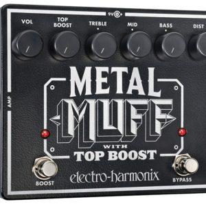 ehx metalmuff 1 300x300 - Electro Harmonix - Metal Muff (Distortion with Top Boost)