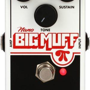 ehx nano bigmuff 1 300x300 - Electro Harmonix - Nano Big Muff Pi (Distortion/Fuzz/Overdrive)